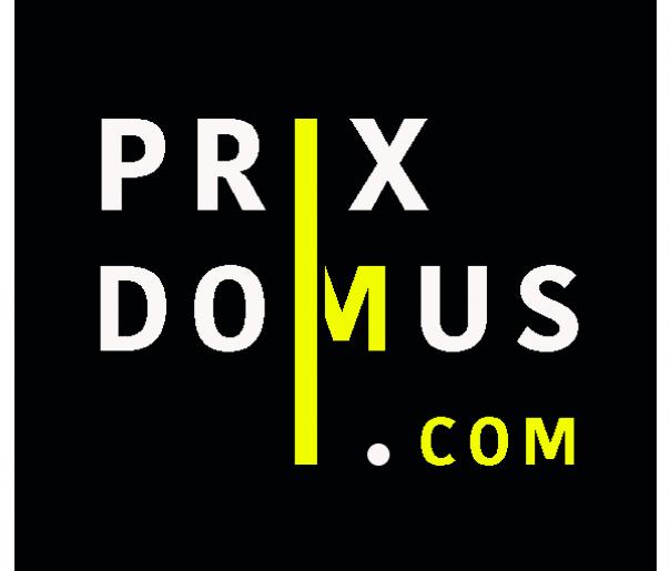 Logo Prix Domus 2017